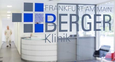 BERGER CLINIC FRANKFURT