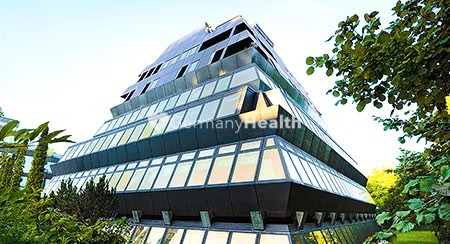 Pyramide leading hospital in Switzerland